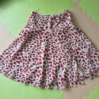 ヨンドシー(4℃)の4℃ フレアースカート(ひざ丈スカート)