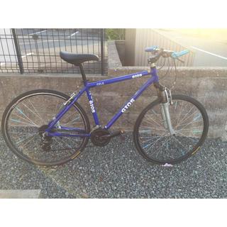 ジオス(GIOS)のGIOS クロスバイク(自転車本体)