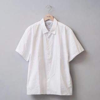 ヤエカ(YAECA)のYAECA PARK 18SS 半袖シャツ 新品未使用(シャツ)
