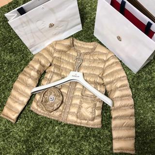 モンクレール 正規品 LISSY サイズ00 巾着 ハンガー付き