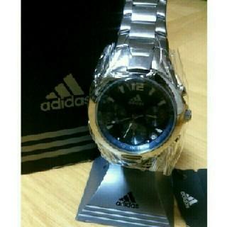 アディダス(adidas)のadidas クロノグラフ(腕時計(アナログ))
