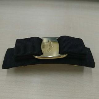 サルヴァトーレフェラガモ(Salvatore Ferragamo)の箱つき フェラガモバレッタ(バレッタ/ヘアクリップ)