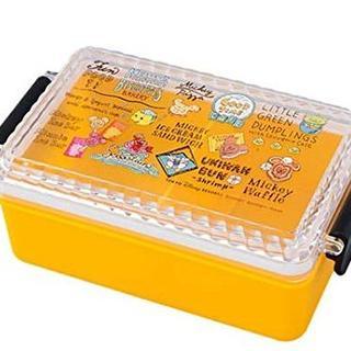 ディズニー(Disney)の東京ディズニーリゾート限定 ランチボックス パークフード お弁当箱(弁当用品)