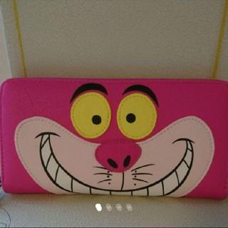 ディズニー(Disney)のラウンジフライ チェシャネコ 長財布(財布)
