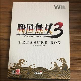 ウィー(Wii)の戦国無双3 トレジャーボックス(家庭用ゲームソフト)