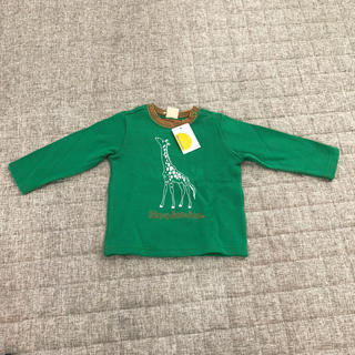 ムージョンジョン(mou jon jon)のmou jon jonロングTシャツ(Tシャツ)