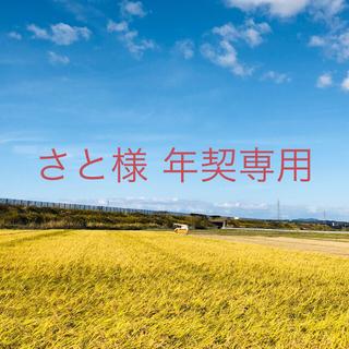 【さと様 年契専用】平成30年度 あきたこまち精米25Kg×5(米/穀物)
