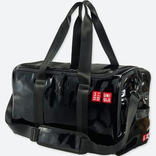 ユニクロ(UNIQLO)のユニクロ テニスバッグ ブラック 錦織圭スクエアボックスタイプ スポーツバッグ(バッグ)