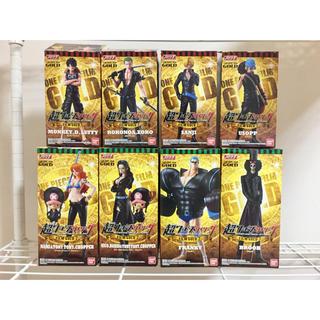 バンダイ(BANDAI)の超ワンピーススタイリング FILM GOLD 全種セット(アニメ/ゲーム)