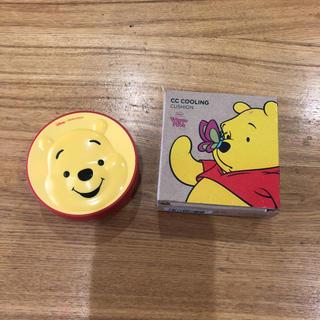 ザフェイスショップ(THE FACE SHOP)の新品!! フェイスショップ ぷーさんファンデ♡(ファンデーション)
