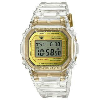CASIO - G-SHOCK DW-5035E-7JR GLACIER GOLD プライスタグ