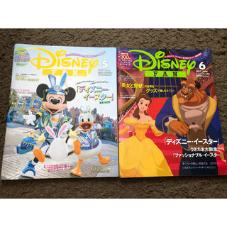 ディズニー(Disney)のディズニーファン 2017年5月 6月号(アート/エンタメ/ホビー)