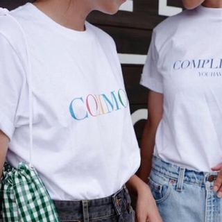 田中彩子さんオリジナルのTシャツ完売中商品Mサイズ