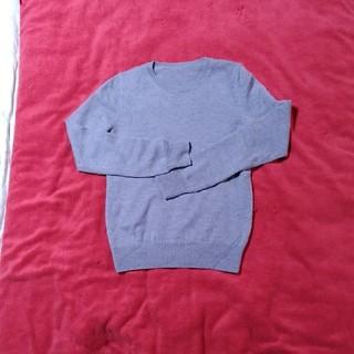 ムジルシリョウヒン(MUJI (無印良品))の無印良品 カシミヤセーターSサイズ(ニット/セーター)