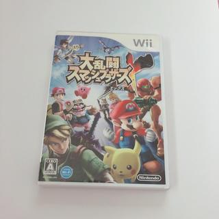 ウィー(Wii)の大乱闘スマッシュブラザーズ(携帯用ゲームソフト)