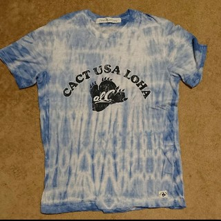 アレキサンダーリーチャン(AlexanderLeeChang)のアレキサンダーリーチャン 半袖Tシャツ 染めTシャツ(Tシャツ/カットソー(半袖/袖なし))