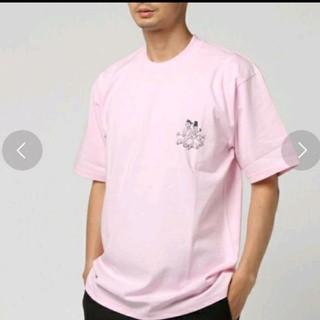 アレキサンダーリーチャン(AlexanderLeeChang)のアレキサンダーリーチャン 半袖Tシャツ(Tシャツ/カットソー(半袖/袖なし))