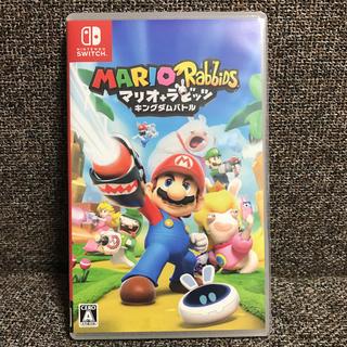 ニンテンドースイッチ(Nintendo Switch)のマリオ+ラビッツ キングダムバトル SWITCH(家庭用ゲームソフト)