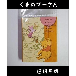 くまのプーさん - 【送料無料】未開封◆くまのプーさん◆ブック型ふせん/ポストイット◆ディズニー◆