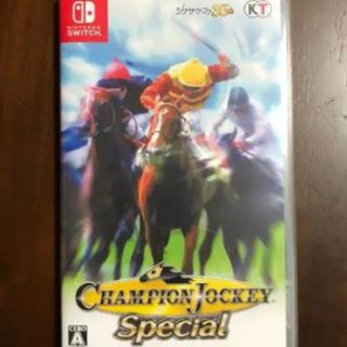 ニンテンドースイッチ(Nintendo Switch)のチャンピオンジョッキースペシャル switch(家庭用ゲームソフト)