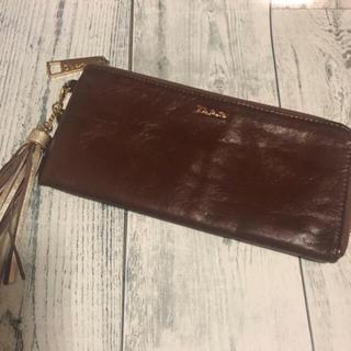 ダコタ(Dakota)のDakota 長財布 タッセル(財布)