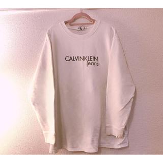 カルバンクライン(Calvin Klein)のCalvin Klein スウェット(スウェット)