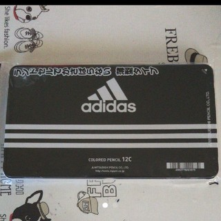 アディダス(adidas)のadidas 色鉛筆 アディダス 文具(色鉛筆 )
