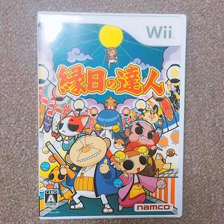 ウィー(Wii)の縁日の達人♡Wiiソフト♡美品(家庭用ゲームソフト)