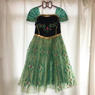 ディズニー(Disney)のアナ ドレス 120cm(ドレス/フォーマル)