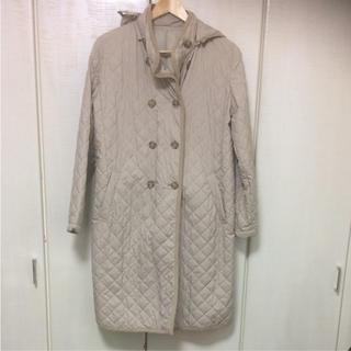 ムジルシリョウヒン(MUJI (無印良品))のコート ママコート 無印良品(マタニティアウター)