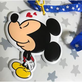 ディズニー(Disney)のミッキー  パスケース(名刺入れ/定期入れ)