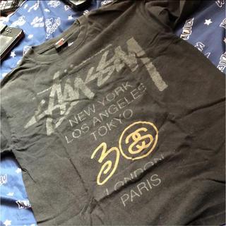 ステューシー(STUSSY)のstussy tシャツ  sサイズ(Tシャツ/カットソー(半袖/袖なし))