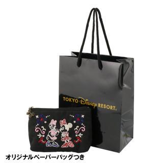 Disney - ディズニーコラボANNA SUI   ポーチ