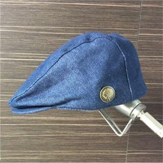 ハンチング キャスケット キャップ 帽子 インディアンコンチョ(ハンチング/ベレー帽)