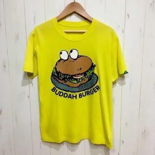 アンダーカバー(UNDERCOVER)の名作 UNDER COVER アンダーカバー ハンバーガー Tシャツ オリジナル(Tシャツ/カットソー(半袖/袖なし))