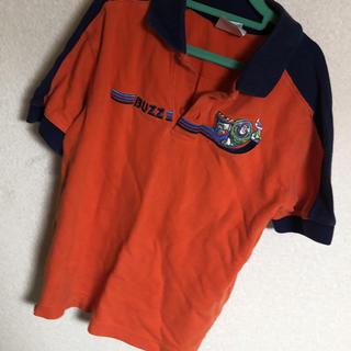 ディズニー(Disney)の120位 USA古着 DisneyStore バズのポロシャツ(Tシャツ/カットソー)