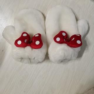 Disney - ミニー 手袋 キッズ用