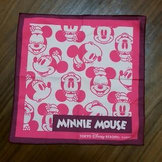 ディズニー(Disney)のミニーちゃん 眼鏡拭き(サングラス/メガネ)