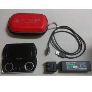 プレイステーションポータブル(PlayStation Portable)のpsp go sony(携帯用ゲーム本体)