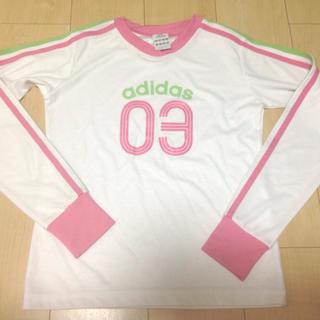adidas - アディダス ロンT