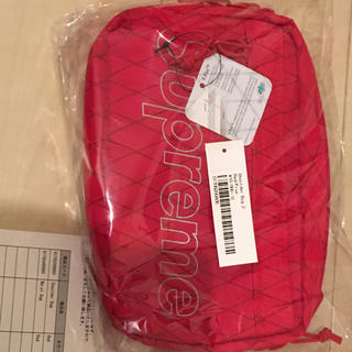 Supreme - 正規新品 supreme ショルダーバッグ レッド シュプリーム bag
