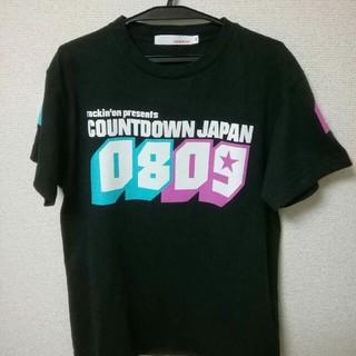 カウントダウンジャパン 0809 (Tシャツ/カットソー(半袖/袖なし))