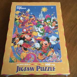 ディズニー(Disney)のディズニー ジグソーパズル 500ピース(その他)