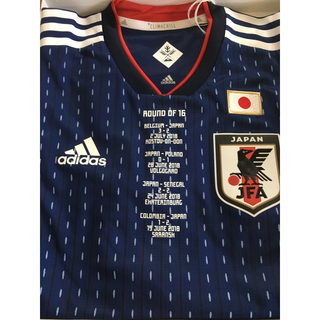 adidas - 限定600着!ロシアW杯日本代表オーセンティックメモリアルユニフォーム L