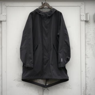02deriv.  GORE-TEX 2.5layer モッズコート
