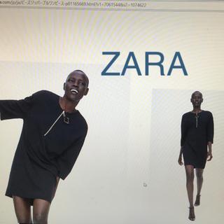 ZARA - ワンピース