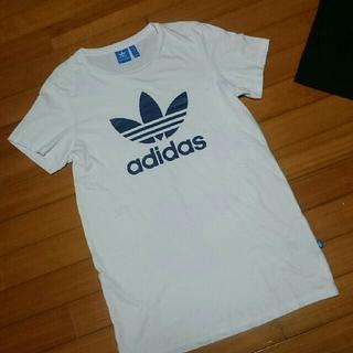 adidas - adidasTシャツ ワンピース