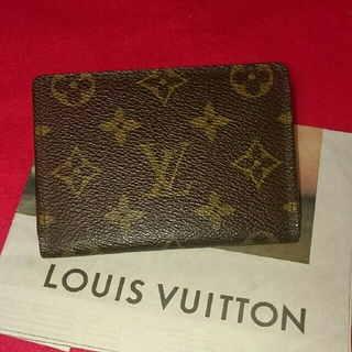 LOUIS VUITTON - 106・ルイヴィトン◆パスケース