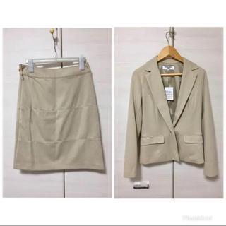 ナチュラルビューティーベーシック(NATURAL BEAUTY BASIC)のナチュラルビューティベーシック スカートスーツ(スーツ)