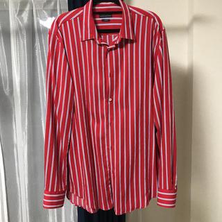 ザラ(ZARA)のZARA MAN ストライプシャツ(シャツ)
